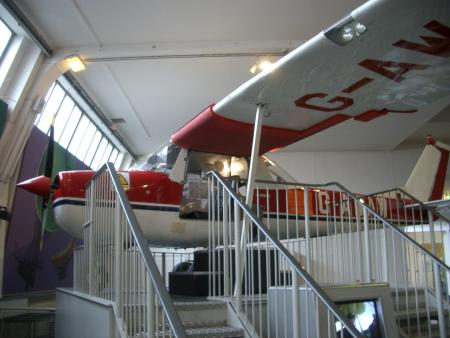 Cessna exhibit